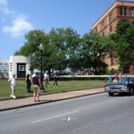 Dealey Plaza National Historic Landmark District. Dallas.