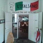 Retaurante de primera en cuanto a la cocina Italiana.