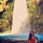 Base of Havasu Falls