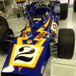 Musem of Indy 500 Motorcars