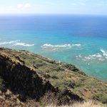 Diamond Head Lighthouse from the top