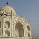 The Taj Mahal. Symmetry in Perfection.