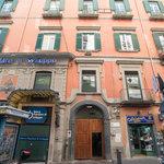 Street at the La Ciliegina Lifestyle Hotel