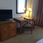 LED TV & Working table with Complimentary Wifi internet