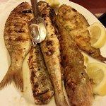 Grigliata mista di pesce per due persone