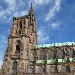 青空に映える大聖堂