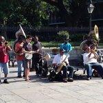French Quarter - Jackson Square