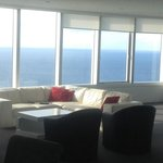 Lounge room in sub penthouse 6202