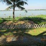 Thu Bon River and Herb Garden