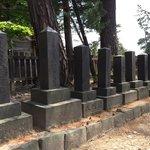 旧陸軍官修墓地