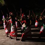 Local Tribal folk dance