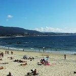 playa de la zona