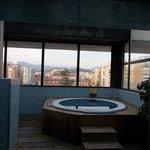 city view hot tub