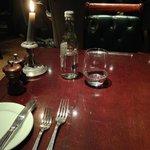 bel tavolo tranquillo