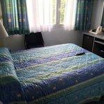 Première chambre très petite