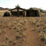 Camp site - very private