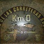 Puerta del Sol, Kilometer zero