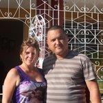 Lourdes y Alvaro