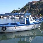 Barca per escursioni