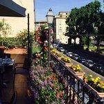 Terraza Silla Hotel, Florencia, Italia