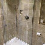 Shower in Room 1