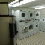 Washing machines available