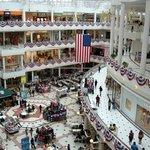 Big Bus Stop Pentagon City Mall, Arlington, VA