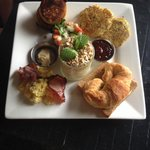 Best brunch in thamel for incredible value. This breakfast works out less than 200 nR between tw