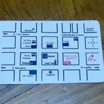 Name card back
