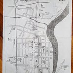 Hsipaw attractions map front