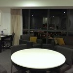Living area of room 1501