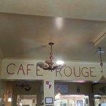Interior Cafe Rouge Chislehurst