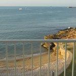 Mini plage privée
