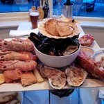 We have a new leader in the Seafood Platter Competition