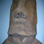 Artefact prehistoric statue