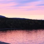 Labrador Straits Sunset