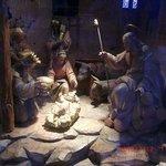 大聖堂内の礼拝堂にあった彫刻