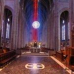 大聖堂深部から