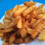 My crispy fries