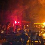 Fire Works BBQ Night