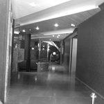 Pasillo del hotel