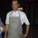 Humble, pleasant, talented, a great chef - Matt Orlando