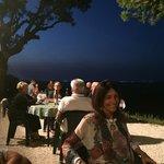 La mia Marinella nella splendida cornice dell'agriturismo Ripabottina della famiglia Renzi di Mo