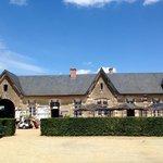 Clubhouse du golf de Baugé