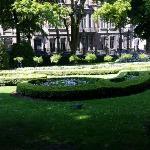 Photo of Jardin du Petit Sablon taken with TripAdvisor City Guides