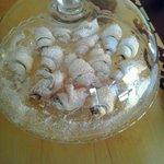 Mini croissant fatti a mano e in casa