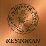 HOPNER Beer Restaurant - logo