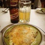 Quesadilla y bohemia en Café Tacuba