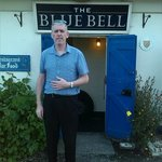 Mark at the Blue Bell