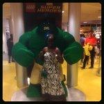 Incredible Hulk @ LegoLand